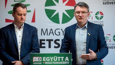 Az Erdélyi Magyar Szövetség magyar neve miatt utasította el a törvényszék a pártfúziót