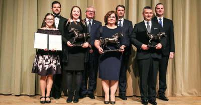 Követendő példaképek – Tizenötödik alkalommal adták át a Zalai Prima díjakat