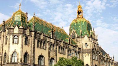 125 éves az Iparművészeti Palota