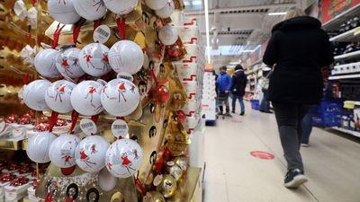 Drágább lesz az idei karácsonyi bevásárlás