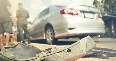 Két autó karambolozott Bácsalmáson