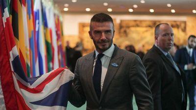 Alighanem élete legvitatottabb szerződését írta alá David Beckham