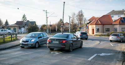 Ismét járható a Vécseyvölgy és a Gárdonyi Géza utca kereszteződése