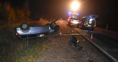 Több közlekedési baleset is történt a hétvégén Zalában