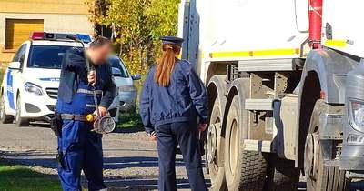Halálos baleset Gádoroson – szemétszállító ütötte el munkását