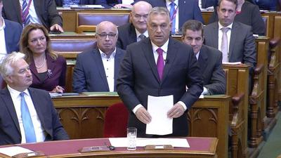 Orbán Jakabnak: Vigyázzon a kommunistákkal, mert az ön által felvett CSOK-ot is megszüntetik majd