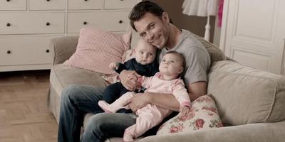 """""""Hihetetlen érzés figyelni nap mint nap a fiamat"""" - Lengyel Tamás 11 hónapig tartotta titokban, hogy apa lett"""