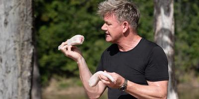 Gordon Ramsay úgy néz ki, mint saját nagyapja - fotó