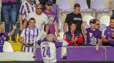 Botrány az újpesti focimeccsen: 15 éves fiút ütött arcon egy őr