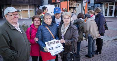 Bűnmegelőzési vetélkedőt tartottak időseknek Zalaegerszegen