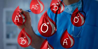 Minden, amit a vércsoportokról tudni akartál