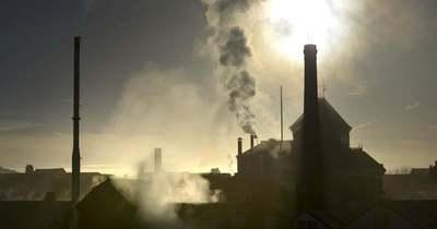 Kifogásolható a levegő minősége egy Veszprém megyei városban