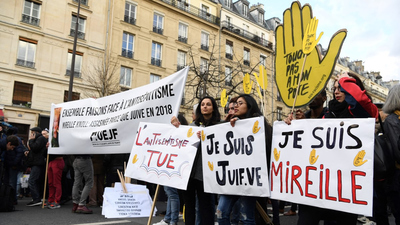 Mireille Knoll-ügy: Megkezdődött a zsidó szomszédjukat megkéselő muszlim férfiak pere Párizsban