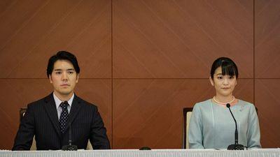 Férjhez ment Mako hercegnő, elveszítette császári státusát