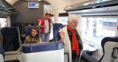 Az utasok három kívánságát is teljesítette a MÁV