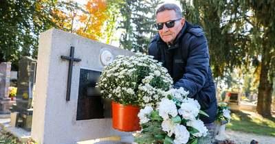 Ismét lopják a virágokat a szombathelyi temetőben – Olvasói panasznak jártunk utána