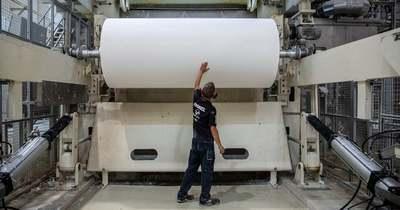 Újabb gyáregységet létesít a Vada-Papír