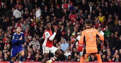 Angol Ligakupa: tartalékosan is továbbjutott az Arsenal