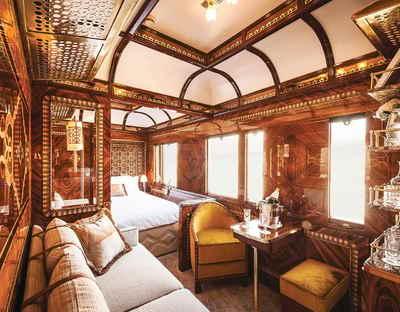Vagyonokért lehet élvezni az Orient Expressz luxusélményét - galéria
