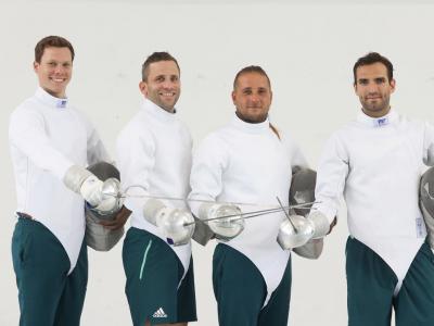 Ez a csapat valóban csapat – az aranyért pástra lépő kardválogatott kapitánya