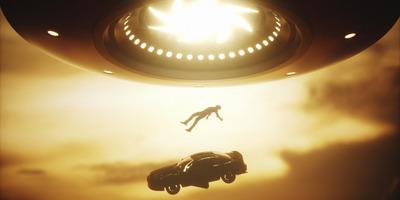 Újabb UFO-észlelés: megmagyarázhatatlan égi jelenséget rögzített egy autós - Videó
