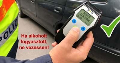 Ugrott a békéscsabai sofőr jogosítványa