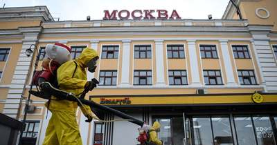 Leáll Oroszország a járvány miatt