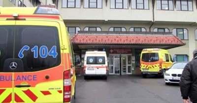 Újra költöznek a kórházi osztályok a koronavírus miatt