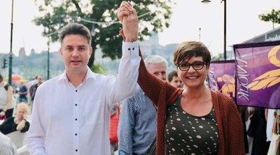 Márki-Zay bevallotta Kálmán Olgának, támogatja a migránsok beáramlását