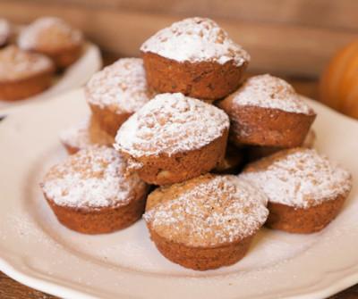Ezt ki kell próbálni! Mogyorós-sütőtökös muffin, ami kibillent a szürke hétköznapokból