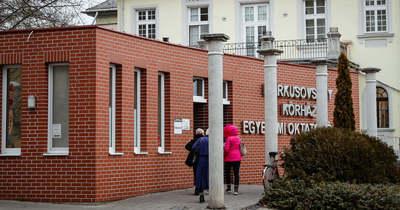 Látogatási tilalmat rendeltek el a Markusovszky Egyetemi Oktatókórházra és az összes telephelyére