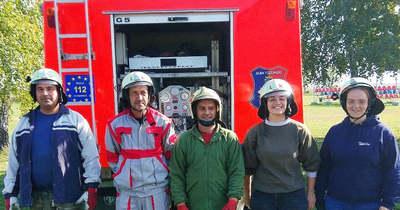 Önkéntes tűzoltó szervezet létrehozásán fáradoznak Lepsényben