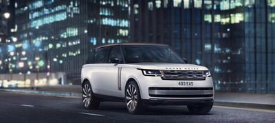 Bemutatták az új Range Rovert, amely minden luxusterepjárót felülmúl