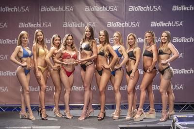 A szépségük mellett elképesztő történetükkel is taroltak 2021 legfittebb hölgyei a BioTechUSA női szépségversenyén