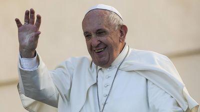 Ferenc pápa megkapta a harmadik, emlékeztető oltást