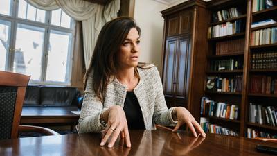 Varga Judit: Elég a nyomásgyakorlásból!