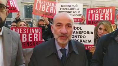 Megbukott az LMBTQ-törvény Rómában