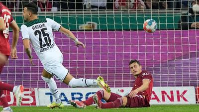 2021-ben másodszor esett ki a Bayern München a Német Kupából a második fordulóban