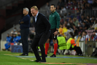 Kirúgta szerda éjjel a Barcelona az edzőjét, Ronald Koemant