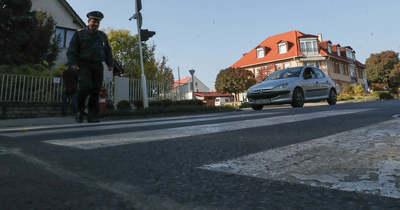 Újabb okoszebra segíti a közlekedőket Balatonfüreden