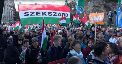 Tolna megyéből is rengetegen részt vettek a Békemeneten