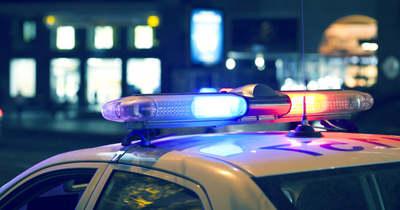 Két autó közé szorult egy furgon a Kecskemétnél történt balesetben