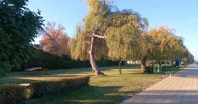 Napos, szép őszi idő lesz a hosszú hétvégén