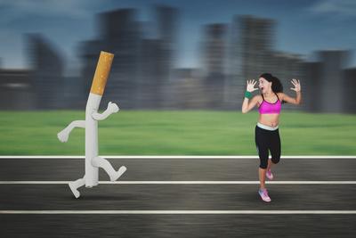 Hány kilót hízik az, aki leszokik a dohányzásról?