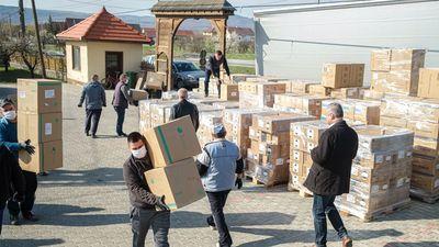 Szijjártó Péter: Újabb szállítmányt küld Magyarország Romániának