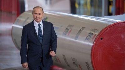 Putyin megmozgatta a gázárakat