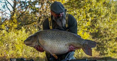 Nem mindennapi halat fogtak Vas megyében, ráadásul egy különleges horgászhelyen – fotó