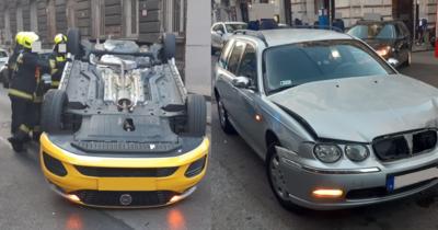 Durva baleset történt a belvárosban, a Madách Színház színésze is érintett