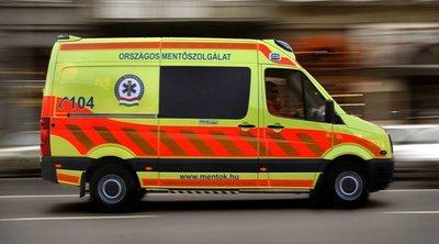 A mentők rohantak a 14 éves fiúval, elképesztő, mit találtak a gyomrában