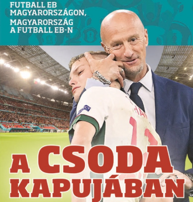 Hamarosan kapható az egy hónapos futballünnep történetét megörökítő könyv!